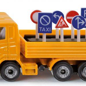 Camión de mantenimiento de carreteras - Siku Juguetes