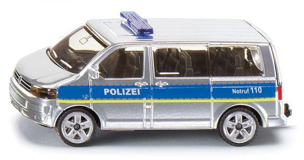 equipo de camioneta de la policía - Siku Juguetes