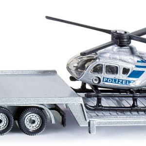 Góndola con el helicóptero - Siku Juguetes