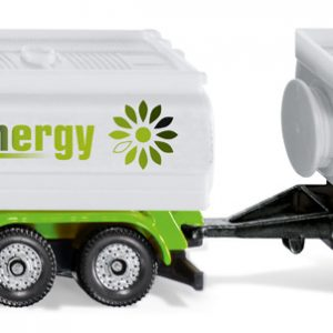 Camión con la superestructura camión cisterna y remolque - Siku Juguetes