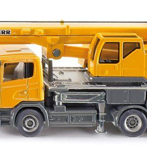 Camión-grúa telescópica - Siku Juguetes