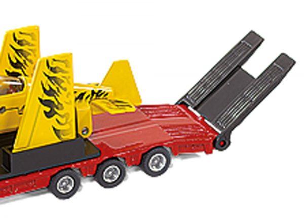 Camión con aviones deportivos - Siku Juguetes