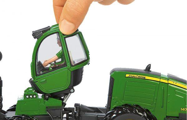 John Deere Harvester - Siku Juguetes