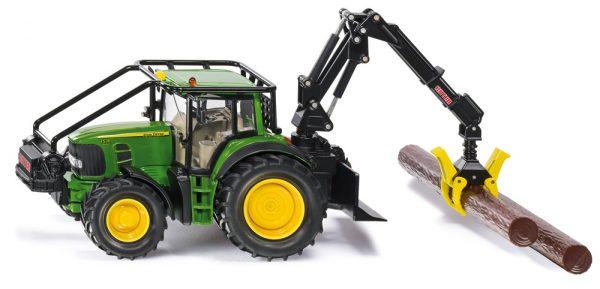 tractores forestales John Deere - Siku Juguetes