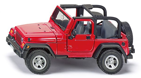 Jeep Wrangler - Siku Juguetes