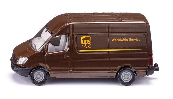 conjunto UPS Logistics - Siku Juguetes
