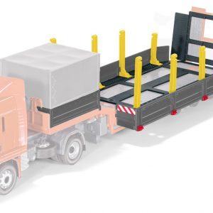 accesorios plataforma para SIKUCONTROL góndola + camión - Siku Juguetes