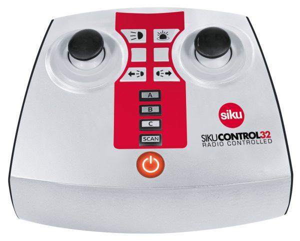 Liebherr R980 SME sobre orugas con mando a distancia - Siku Juguetes